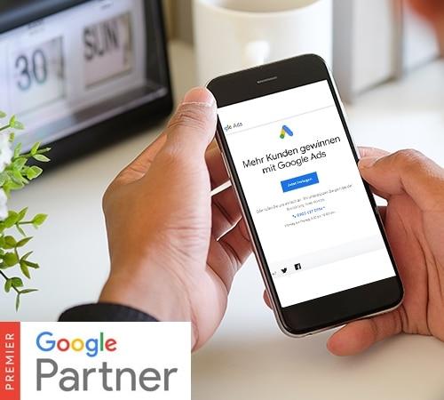 Leistungen Google Ads