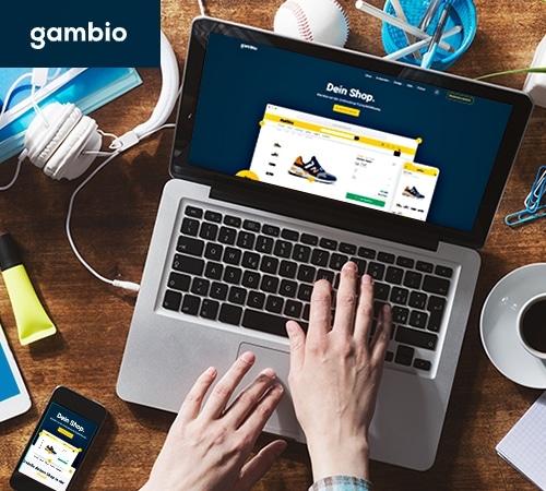 Leistungen Gambio
